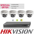 HIK IP CAMERA 4MP 1080P Support Onvif POE DS-2CD2142FWD-I  WITH English Version Updatable P2P 4CH POE7604 E1/4P CCTV KIT SYSTEM