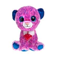 Мягкая игрушка DREAM MAKERS Глазастик Леопард, 23 см