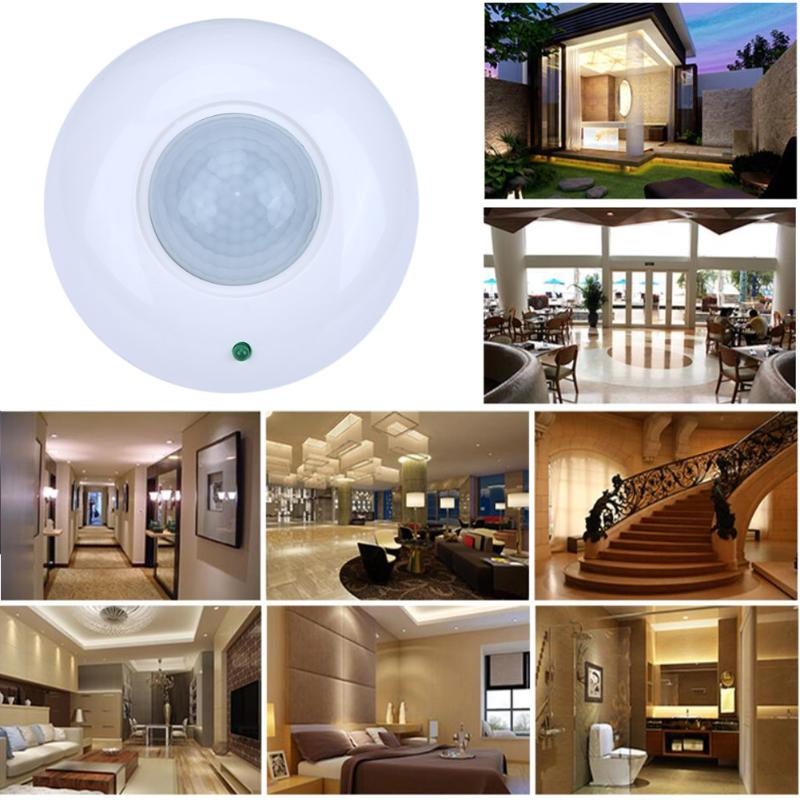 Solar Power Controller 30A Motion Sensor Lamp Switch Detector Inductor LED Bulb Night Light Wall Lights Auto Energy-saving wireless led wall stick anywhere energy saving human body sensor motion sensing night light lamp decoration door