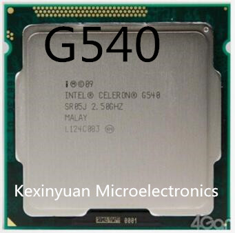 Intel Celeron G540 G540 2M Cache 2.5 GHz L3=2M LGA 1155 TDP 65W Desktop CPU Processor