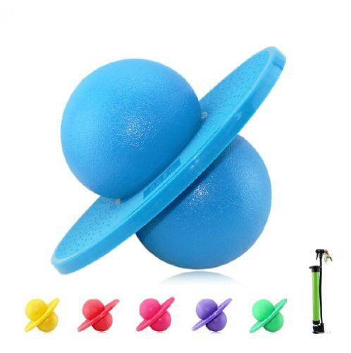 Kinder Indoor /& Outdoor Space  Balance Board Springen Bouncy Pogo Ball