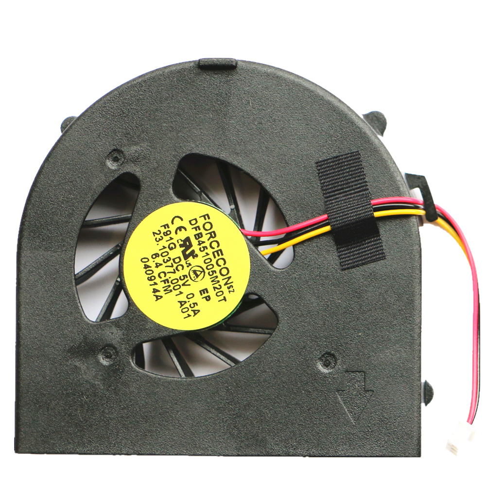 New Original Cpu Cooling Fan For Dell Inspiron M5010 N5010 Cpu Cooling Fan new original cpu cooling fan for hp cq43 430 431 435 436 646180 001 dfs551005m30t brand new original independent video card