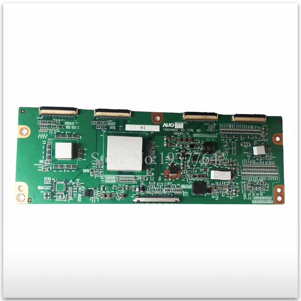 good working High-quality for original FT-5546T02C01 T460HW02 V0 ctrl BD 06A83-1A logic board used 52 p01 p520hw01 where v0 ctrl bd c04 logic board