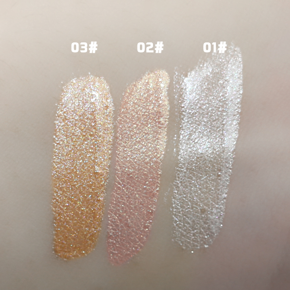 2018 New Kiss Beauty Brand Highlighter Contour Cosmetics Long Lasting Face Brighten Shimmer Glow Liquid Highlighters Makeup