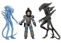 NECA ALIEN Lambert (Compression Suit) / Aliens Defiance Xenomorph / Warrior Alien PVC Action Figure Collectible Model Toy 18cm