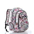 Brands Quality Student Backpack School Bags for Teenager Boys Girls College Mochila Women Backpacks Nylon Shoulder Bag Ladies