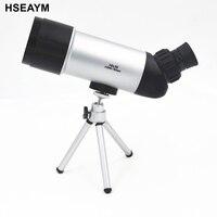 HSEAYM 10X50 Camping Telescopio Binoculo Monoculaire Portable Version Améliorée Paysage objectif Grand Oculaire Espace Portée Télescope