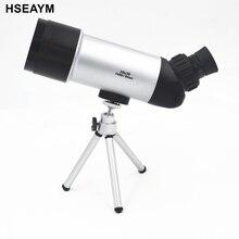 Big sale HSEAYM 10X50 Camping Telescopio Binoculo Monocular Portable Upgraded Version Landscape lens Large Eyepiece Space Scope Telescope
