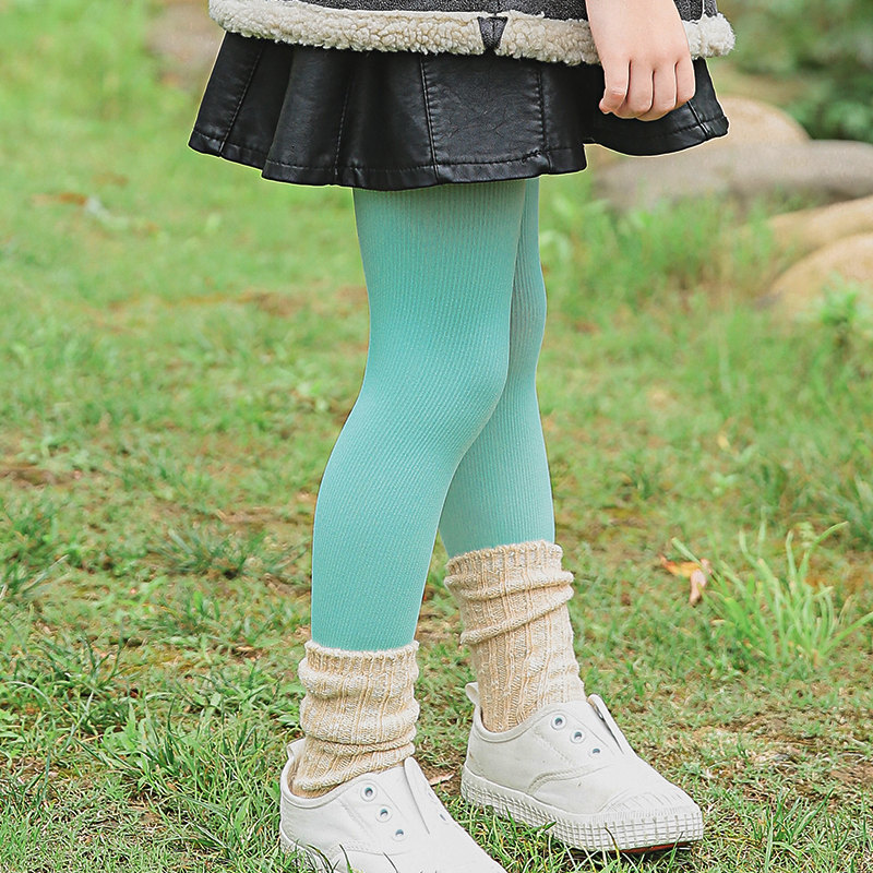 2016-Autumn-2-12y-baby-girls-tights-candy-colors-Childrens-dancing-stocking-pantyhose-15-colors-Vertical-weave-C830-4