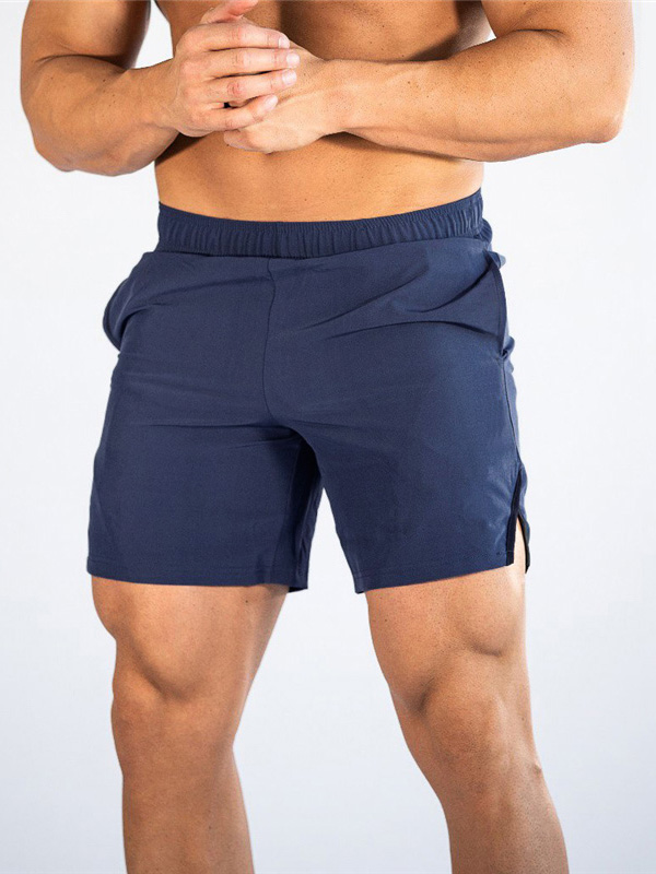 2019 Summer Running Shorts Men Fitness Slim Fit Gyms Shorts Quick Dry Sporting Workout Jogging Training Exercise Sweat Shorts