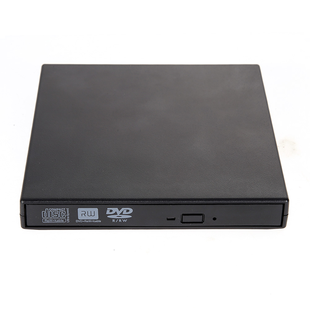 цены Portable External Black CD DVD RW,DVD RW,Slim 8x DL USB DVD Writer External DVD Burner Drive With USB Data Cable For All PC
