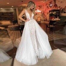 Ike Chimbandi Mermaid Wedding Dresses Beach Wedding Dress
