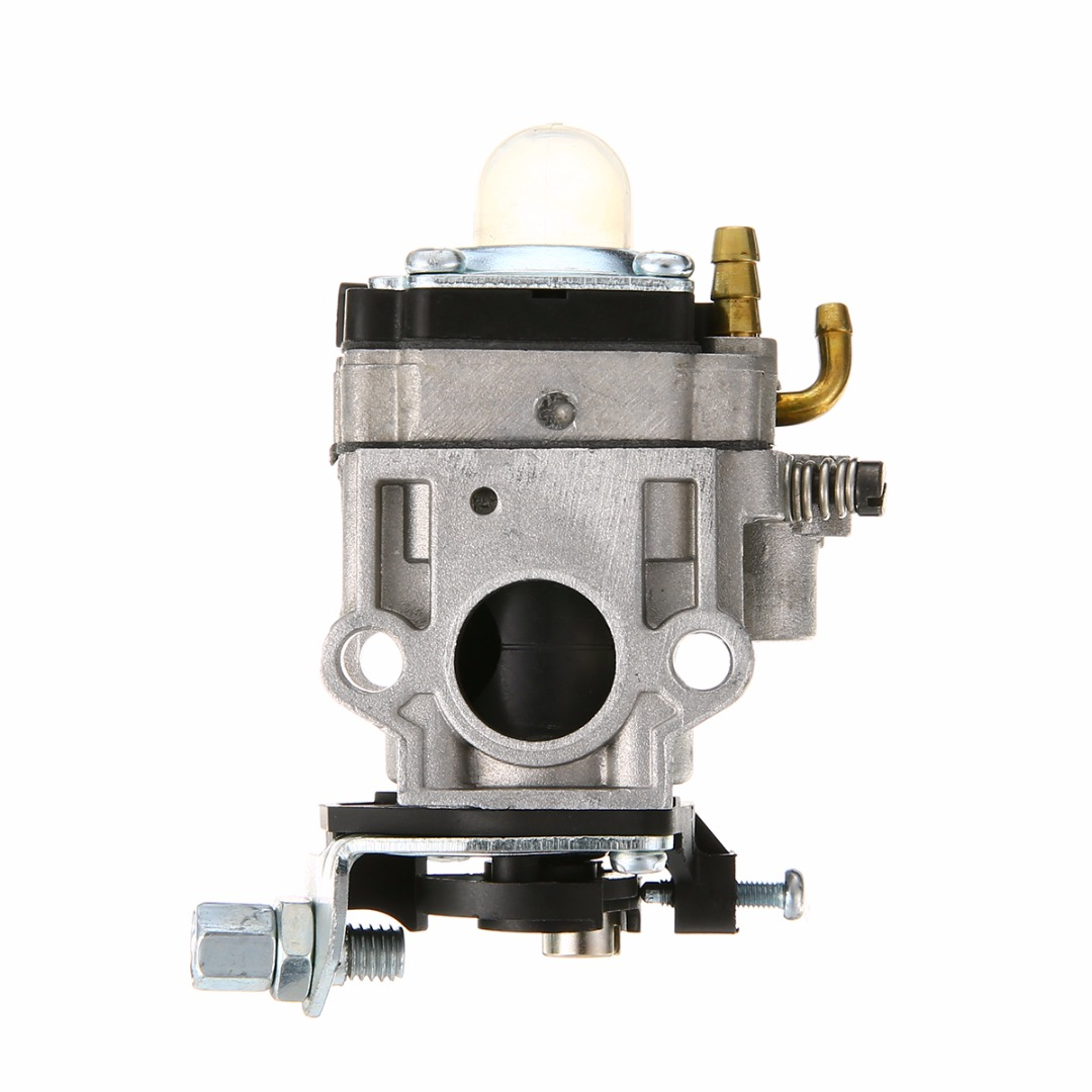 2017 Carburetor For Hedge Trimmer Chainsaw 43cc 47cc 49c Mayitr Strimmer Brush Cutter Parts 10pcs chainsaw repair tool parts carburetor metering diaphragm assembly for grass cutter replaces tools mayitr