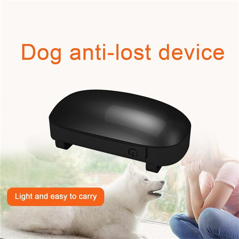 Mini GPS Tracker Real Time Locator For Kids Pets Cats Animal Dog Collar Tracking Electronic Fence Location Tracking Waterproof