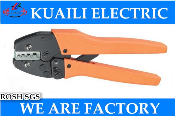 1PCS VH5-04B New Generation of Energy Saving Crimping Pliers Flag Type Receptacles 0.5-1.0/1.5-2.5mm2 23-13AWG Free shipping  цены