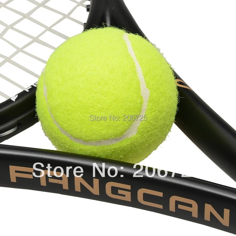 (10pcs/lot) FANGCAN High Brand Quality Competition Tennis Ball, Yellow Professional Training Ball, High Rebounce Sports Ball