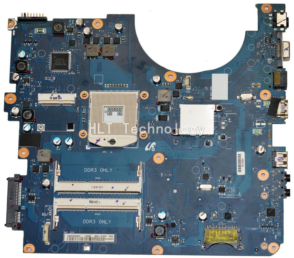 все цены на SHELI For Samsung R540 Laptop Motherboard BA92-06785A HM55 DDR3 integrated graphics card 100% fully tested