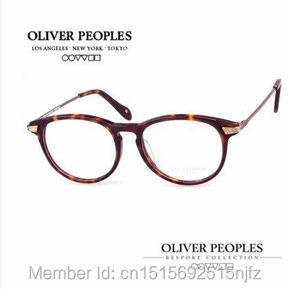 5013cb8ee7 Free shipping Vintage optical glasses frame oliver peoples ov 5264  eyeglasses women and men eyewear fashion glasses frame