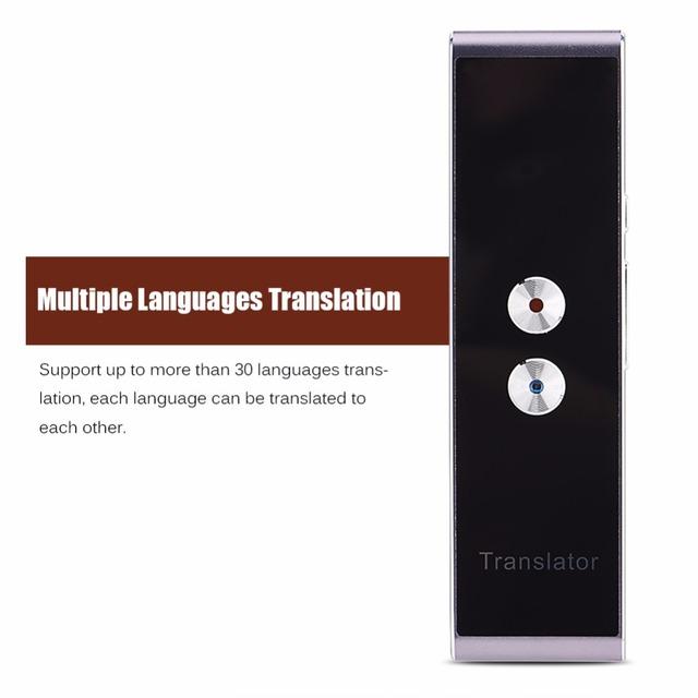 Smart Voice Translator