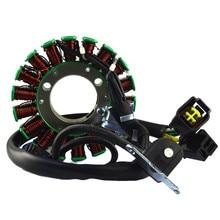 Мотоцикл ГЕНЕРАТОР ЗАПЧАСТИ статора Катушки Comp для SUZUKI DR250 DR 250 Djebel 250 1996-2007 DRZ250 DRZ 250