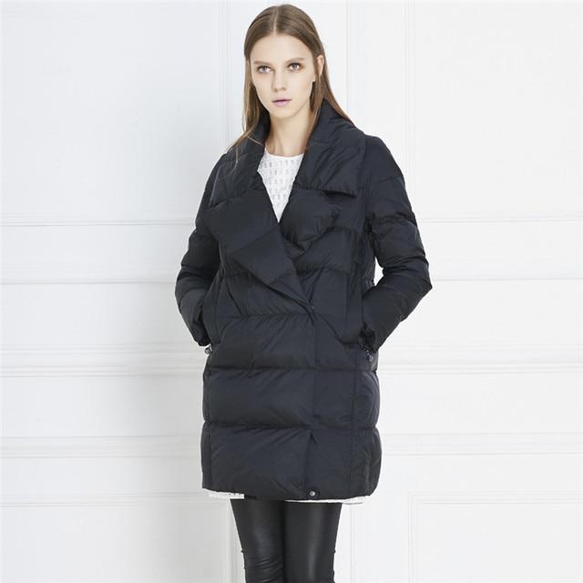 Aliexpress.com : Buy White duck down Winter Snow Women Jackets ...