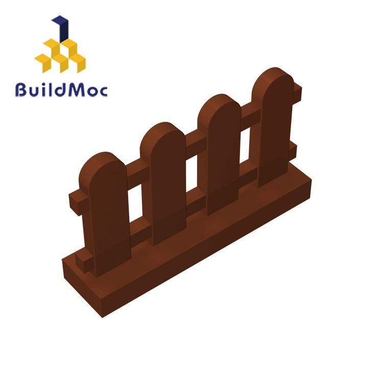 Construcdmoc Compatible pour lego 33303 1x4x2 pour blocs de construction pièces logo bricolage éducatif créatif cadeau jouets (lot de 10)
