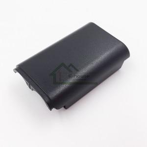 Image 2 - [100 CÁI/LỐC] Black & White Tùy Chọn Plastic Pin Ắc Gói Pin Bìa Trường Hợp Thay Thế cho Xbox 360 Sửa Chữa Phần