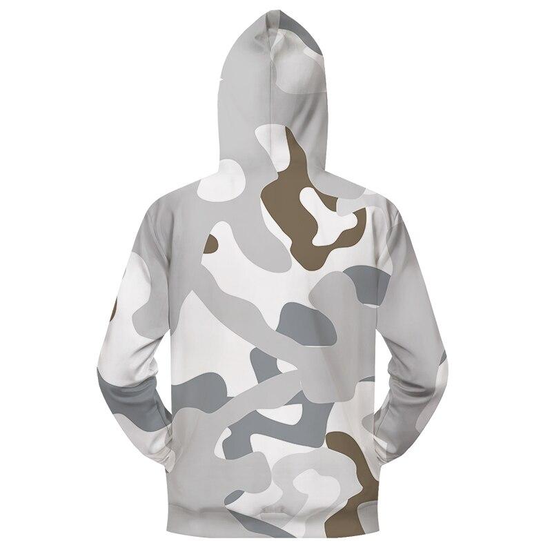 58643d94d9b07 Aliexpress.com : Buy Off White Camo 3D Print Hoodies Men Women Sweatshirt  Casual BrandTracksuit Zipper Groot Coat Pullover Hoodie Dropship ZOOTOPBEAR  from ...