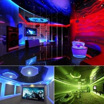 цена на 5M RGB LED Strip Light 12V 2835 5050 5630 Warm Cool White RGB 300led SMD Ribbon For Ceiling Counter Cabinet Light Non-waterproof