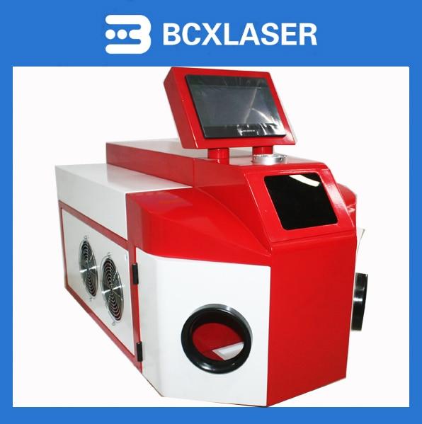 BCX laser usine vente or argent bijoux automatique laser machine de soudage par points avec des prix bon marché - 2