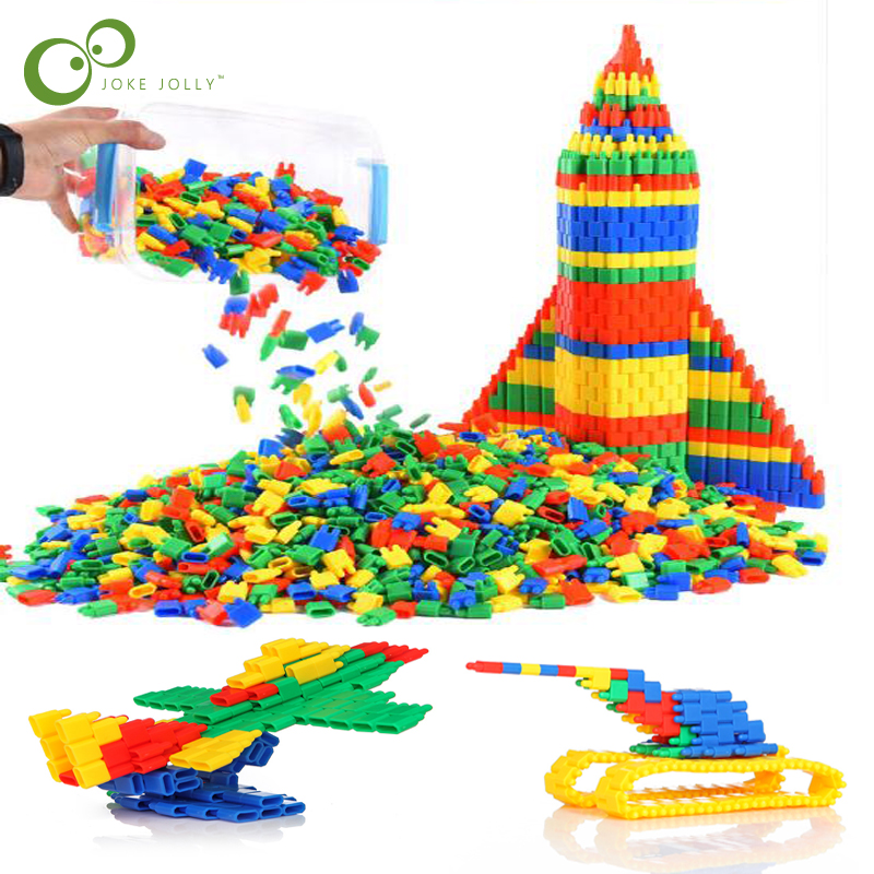 Construction Building Blocks Puzzle soft Toy set for Learning Toddlers Kids SK