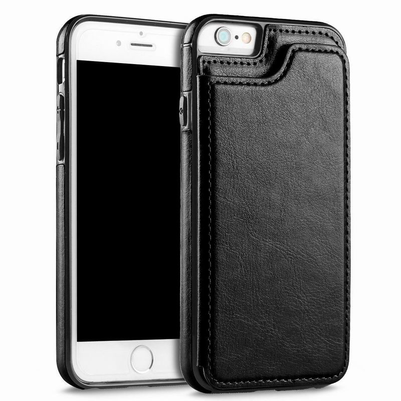 PU Leather Flip Wallet Case for iPhone 11/11 Pro/11 Pro Max 6