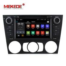 Android 7.1 Samochodowy Odtwarzacz DVD dla BMW E90 E91 E92 E93 z Wifi GPS Bluetooth Radio Canbus kierownicy Quad core darmo wysyłka