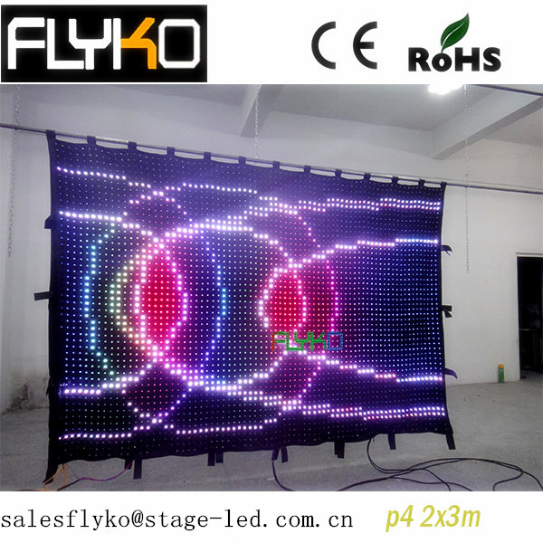 Promotion products P5 2x3 Full Color Indoor Led Video Wall