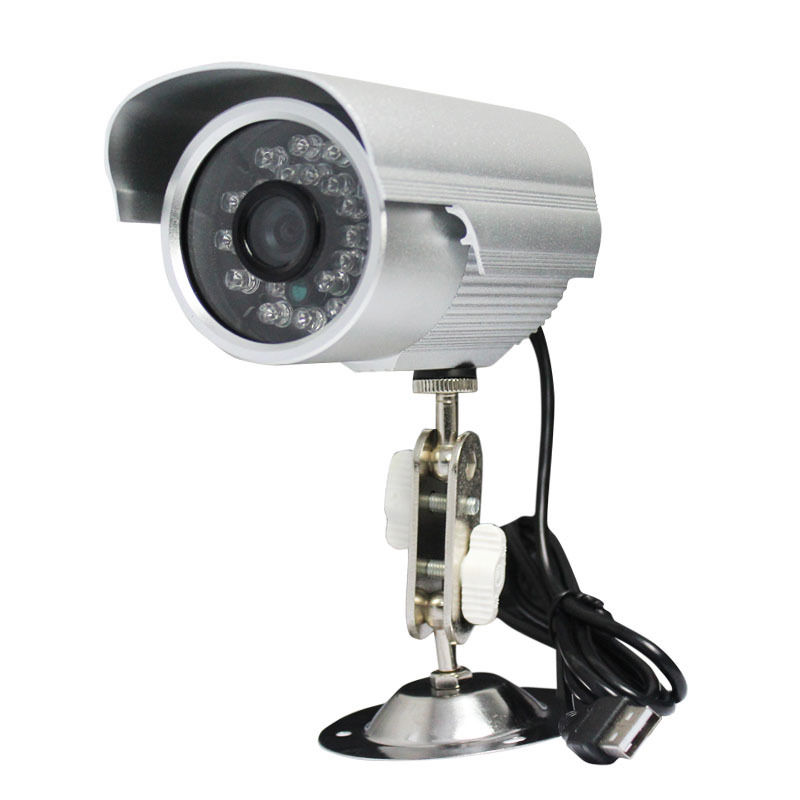 ФОТО CCTV Camera TF Card Local Recording 720P IR Indoor USB Video Camera Plug & Play