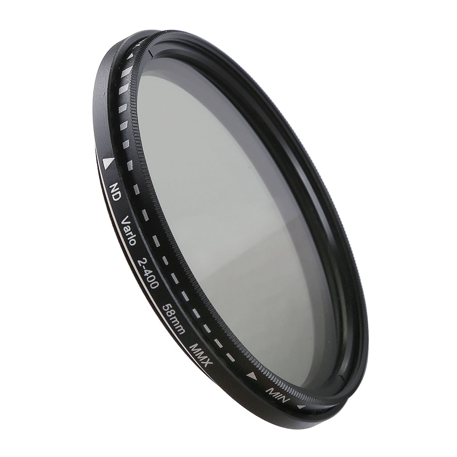 Camera Lens Filter Variable Neutral Density ND Filter 37 40.5 46 49 52 55 58 62 67 72 77 82mm for Canon Nikon Sony Fujifilm DSLR nisi 82mm soft grey graduated filter for nikon canon sony more black grey