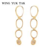 цена на 2 Colour Shell Earrings Fashion Vintage Boho Water Drop Earrings For Women Party Jewelry Pendientes Oorbellen