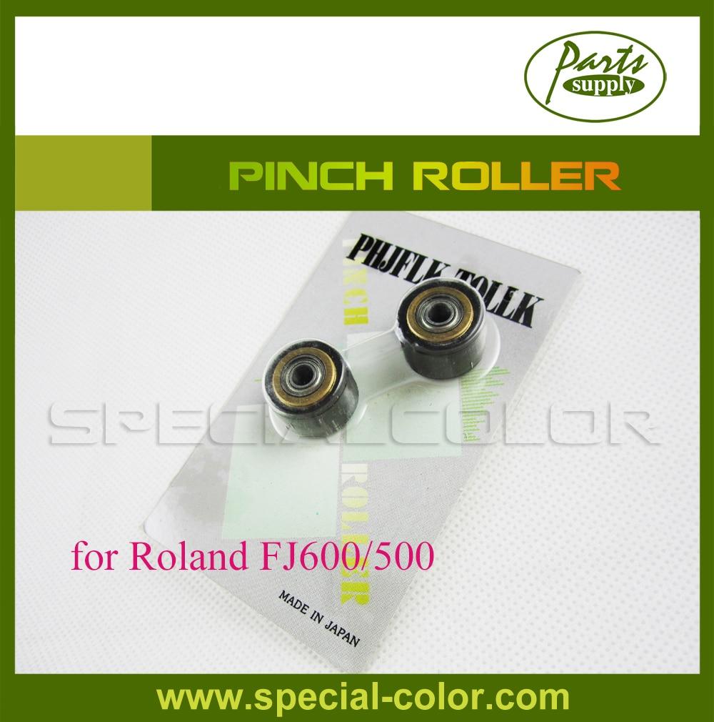 Roland FJ600/500 Wide Format Printer Pinch roller roland xc 540 pinch roller td16s4 type2 21565102