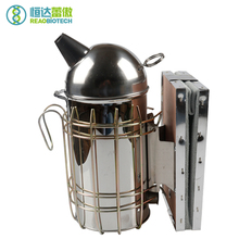 Beekeeping Stainless Steel  Bee Smoker Transmitter Kit Bees keeping Equipment and Tools for beekeeper 003