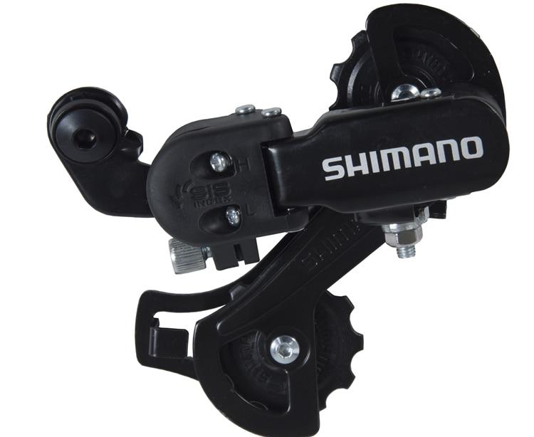 Cambio per biciclette Shimano Tourney Ty500 L Cambiata diretta meccanica