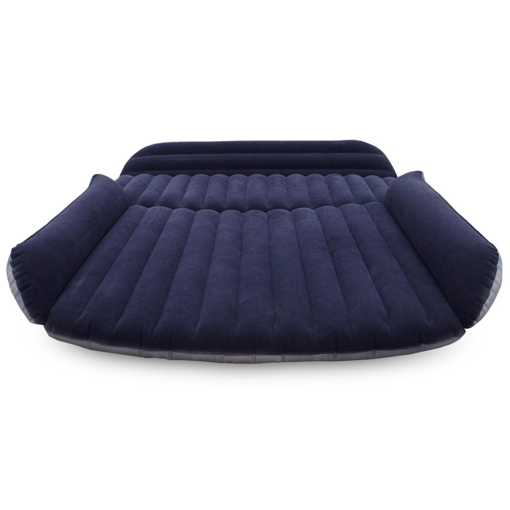 Диск Путешествия надувные автомобиля кровати внедорожник Задняя крышка сиденья надувной матрас Кемпинг Companion стекаются ткань
