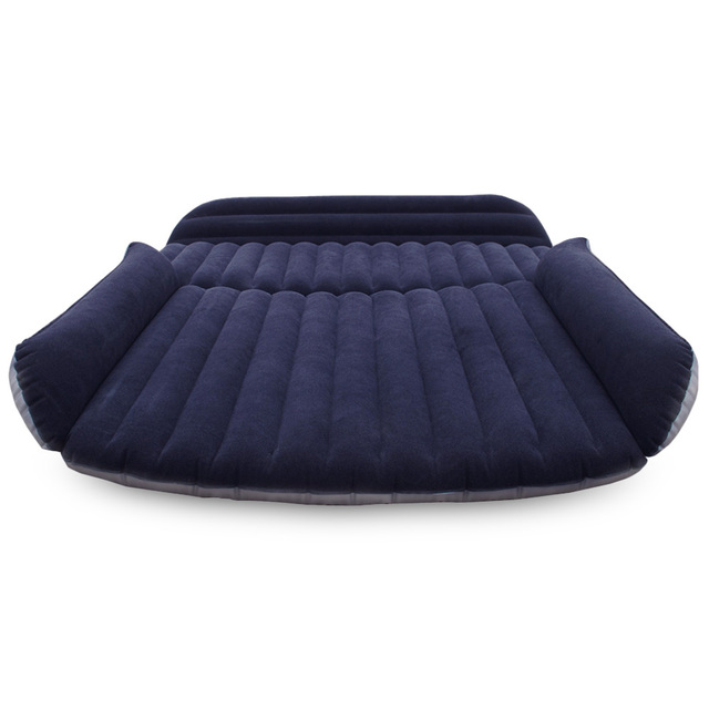 cd9cc0bfce31 US $79.85 |Drive Travel Inflatable Car Bed SUV Back Seat Cover Air Mattress  Camping Companion Flocking Cloth-in Car Travel Bed from Automobiles & ...
