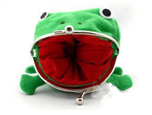 Frog wallet Naruto purse