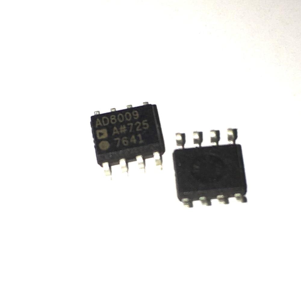 AD8009 AD8009A AD8009AR AD8009ARZ penguat distorsi rendah, SOP8 baru diimpor asli