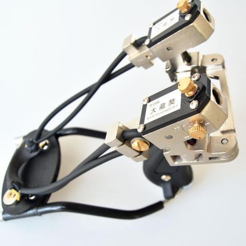 alta qualidade com laser infravermelho estilingue avistamento de aco inoxidavel precisao