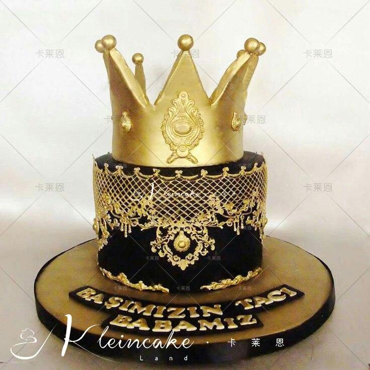 Baking wedding crown sugar lace mat flower border mould wedding silicone cake mold