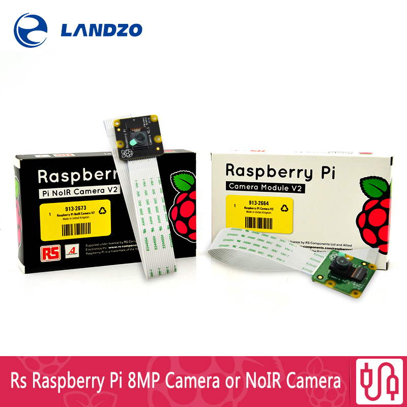 Rs official Raspberry Pi RaspberryPi Camera / day or  night vision camera 2 generation / 800W pixel / CSI interfaceRs official Raspberry Pi RaspberryPi Camera / day or  night vision camera 2 generation / 800W pixel / CSI interface
