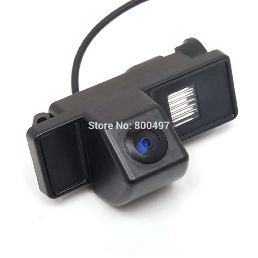 CCD HD Car Rear View Reverse Camera Parking Backup HD Camera Waterproof IP67 for Mercedes Benz Viano Vito B-Class MPV
