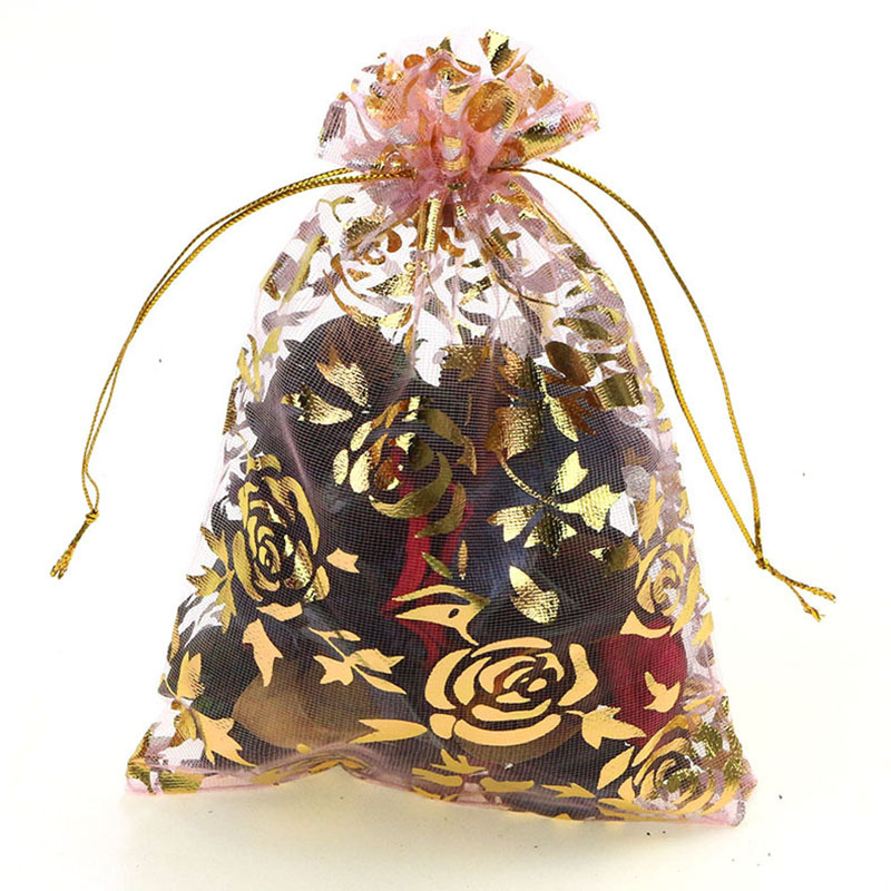 pink-gold rose