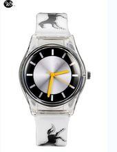 2016 new Waterproof Youngsters Watches Summer season Style animal Quartz Silicon Watch Ladies Informal Costume Wristwatch Informal Relogio